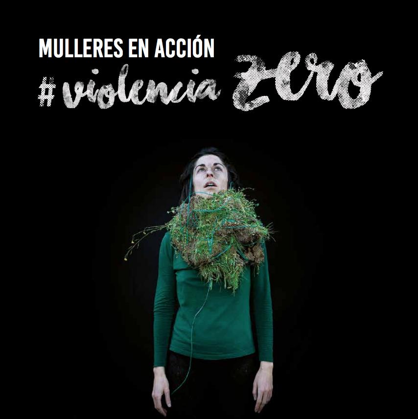 Mulleres en acción - violencia zero