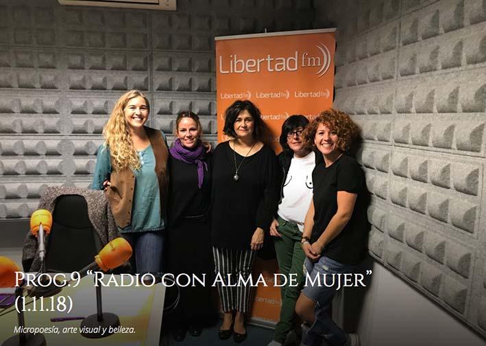 Radio con alma de mujer. La mujer pulpo comunicación