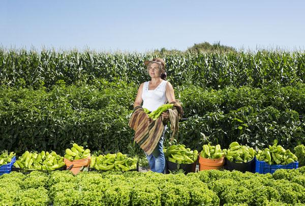 Agricultora